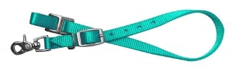 "Showman ® Nylon wither strap. 3/4"" flat nylon wither strap"