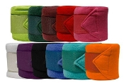 Fleece Polo Wraps - Sold with Case in Set of 4