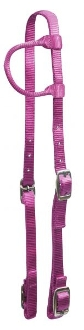 Premium Nylon One Ear Headstall